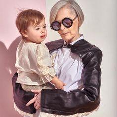Mê mẩn gu thời trang chất đừng hỏi của bà giáo 63 tuổi bị nhầm là ngôi sao nổi tiếng