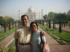 Google+ made this story album of our trip to 2010 India to see the Taj Mahal - it was a @smarTours_Co tour