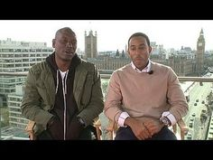 Fast & Furious 6: Tyrese Gibson & Ludacris Junket Interview 2 --  -- http://wtch.it/O63mG