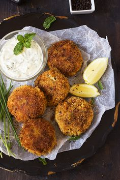 Salmon and Sweet Potato Fish Cakes | aninas recipes