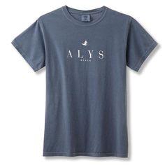 cbefca3e8e1c7 Alys Beach T-Shirt Beach Logo