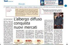 L'AD conquista nuovi mercati, Quotidiano Travel (2012)