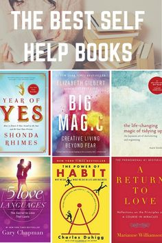 Check out these life changing self help books to read in 2018. Including personal development and inspirational books for women, as well as books on happiness.