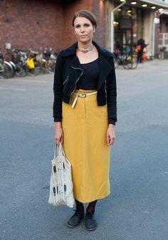 Jenni - Hel Looks - Street Style from Helsinki