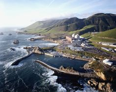 Diablo Canyon Power Plant Nuclear Reactor, Russia News, Nuclear Power, The Places Youll Go, Vulnerability, California, River, Pictures, Outdoor