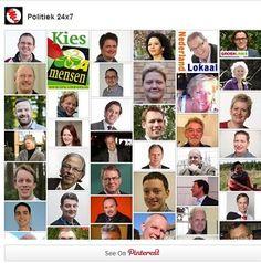 Politiek24x7.nl nu ook op Pinterest
