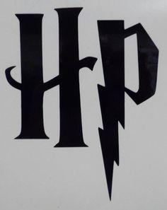 HP Harry Potter Funny Cool Car Truck Window Vinyl Sticker Decal Choose Color #VinylDecalSticker