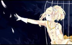 cage elisabeth von wettin feathers ido e itaru mori e itaru ido marchen sound horizon tan (tangent) tears | konachan.net - Konachan.com Anime Wallpapers
