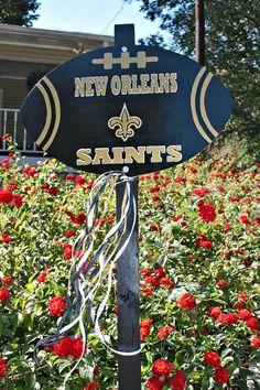Go Saints , Need 1......