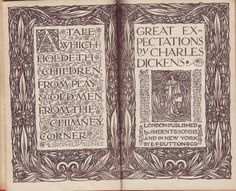 Great Expectations....Charles Dickens