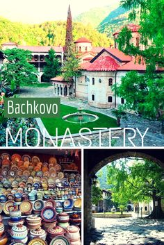 Bachkovo Monastery Bulgaria A must see in summer whilst staying at our villas! www.pamporovovillas.com