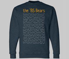 '85 Chicago Bears Sweatshirt