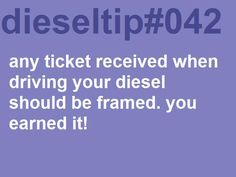 Diesel tips meme