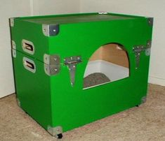cat litter boxes furniture - Google Search