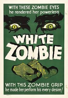 White Zombie (1932) I want this movie poster.