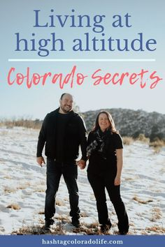 Living at high altitude in Colorado comes with a new set of difficulties and challenges. The air is drier, it's harder to take in oxygen — even food cooks differently! Here are the secrets for visiting, living, baking, and cooking at high elevation. Colorado City, Moving To Colorado, Visit Colorado, Living In Colorado, Colorado Hiking, Colorado Springs, Colorado Winter, Denver Colorado, Altitude Sickness Prevention