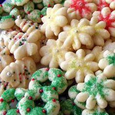 Cookie Press Shortbread Allrecipes.com