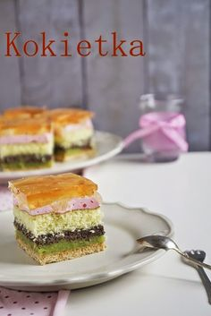 Gotowanie i pieczenie - I love it .: Ciasto Kokietka