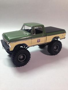 1977 Ford 4X4 forest-service-united-states-truck