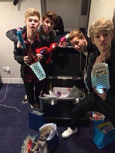 the tide boys