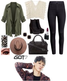 Airport fashion with JB requested by anon