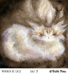 Cats - Nicole Piar