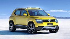 El exterior del nuevo SUV (Sport Utility Vehicle) Taigun se rige por el claro y preciso ADN de diseño de Volkswagen