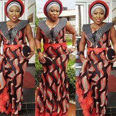 Catch Up With The Trend With These Ankara Styles - Wedding Digest Naija Aso Ebi Styles, Ankara Styles, African Women, African Fashion, Women's Fashion, South African Traditional Dresses, Ankara Skirt And Blouse, Office Outfits Women, Tulle Lace