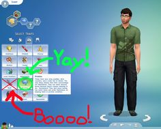 Mod The Sims - Pristine Trait