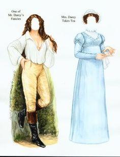 [One of Mr. Darcy's Fancies, Mrs. Darcy Takes Tea] Mistress Darcy by Brenda Sneathen Mattox