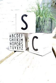 Design Letters by Arne Jacobsen