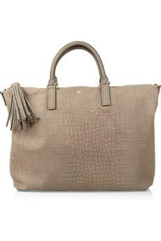 Anya Hindmarch Croc Tote - definitely a must!