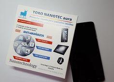 Toro Nanotec, protector líquido para pantallas táctiles: Análisis y  prueba de uso.