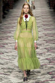 Gucci - Spring 2016 RTW