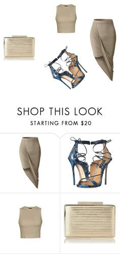 """architectural"" by diana-elena-712 on Polyvore featuring LE3NO, Dsquared2, Ally Fashion and L.K.Bennett"
