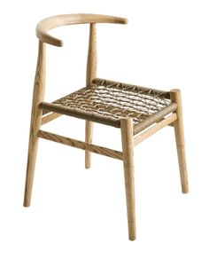 Ngnuni Oak Dining chair from Vogel Design www.vogeldesign.co.za