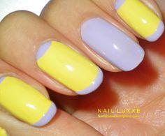 Revlon Charming & Miss Sporty Popcorn Nail Luxxe