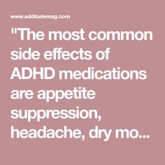 the harmful effects of adhd medication There are 44 drug regulatory agency warnings issued by eight countries, warning that adhd drugs/stimulants cause harmful side effects and the food and drug administration's (fda) adverse event reporting system (medwatch) reveals more than 17,000 adverse reactions connected to adhd drugs between 2004-2012.