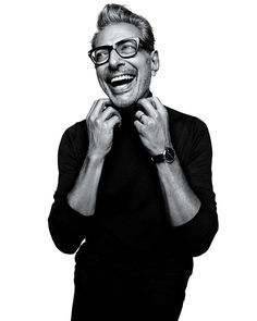 """11.4k Likes, 185 Comments - Vanity Fair (@vanityfair) on Instagram: """"Unlike his character in Annie Hall, Jeff Goldblum remembers his own mantra: """"Accept, enjoy,…"""""""