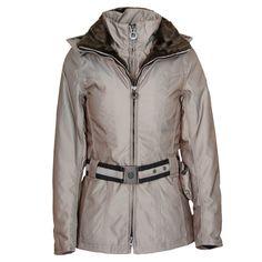 Wellensteyn Damen Jacke / Form: Zermatt / Farbe: beige / aus dem Wellensteyn Online Shop