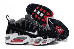 release date 7fa64 dd32d 429749 016 Nike Air Max NM Black White Varsity Red AMFM0297 New Arrival