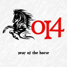 Chinese New Year 2014 Horse