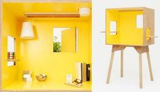 Koloro-desk Torafu Architects