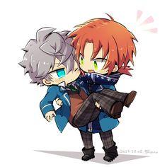 Ensemble Stars, Anime Boys, Knights, Idol, Ships, Fan Art, Anime Guys, Boats, Knight