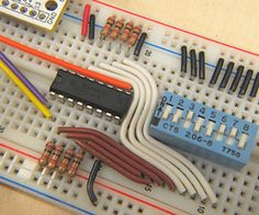 A breadboard also known as protoboard is a type of solderless electronic circuit building.You can build a electronic circuit on a breadboard without any soldering ! Electronics Components, Electronics Gadgets, Electronics Projects, Electronic Engineering, Electrical Engineering, Electronic Circuit, Engineering Science, Chemical Engineering, Electronic Devices