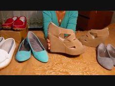 Обувь с Алиэкспресс (Aliexspress) - недорогие босоножки на платформе, балетки и мокасины. - YouTube