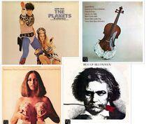 Portadas bizarro musicales, ouh yeah!