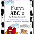 This is a fun way for students to practice identifying initial sounds and sorting them in alphabetical order while making connections to a farm uni...