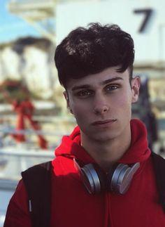 He is so hot