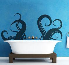 Bem Legaus!: Banheira de tentáculos